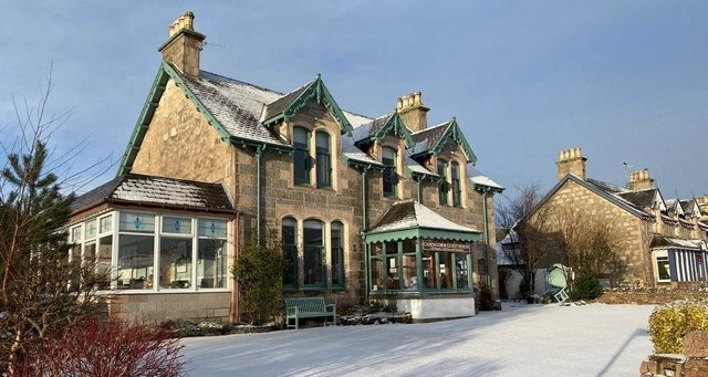 At Cairngorm Guest House in Aviemore, Mark and Susie Petty took the opportunity to refurbish when visitors could not visit, despite the best snow season in a decade.