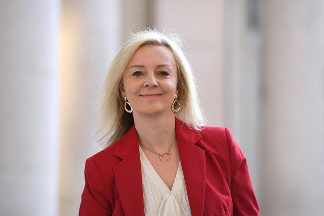 International Trade Secretary Liz Truss will sign the agreement in Toyko today