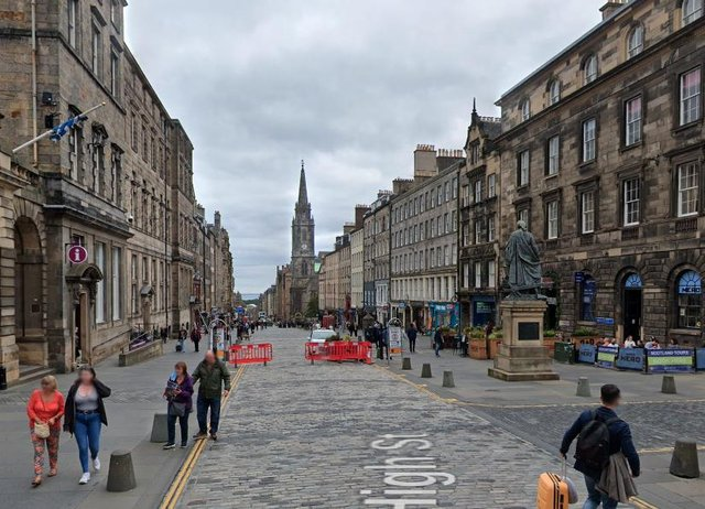Covid Scotland: What coronavirus level is Edinburgh in and what are the rules