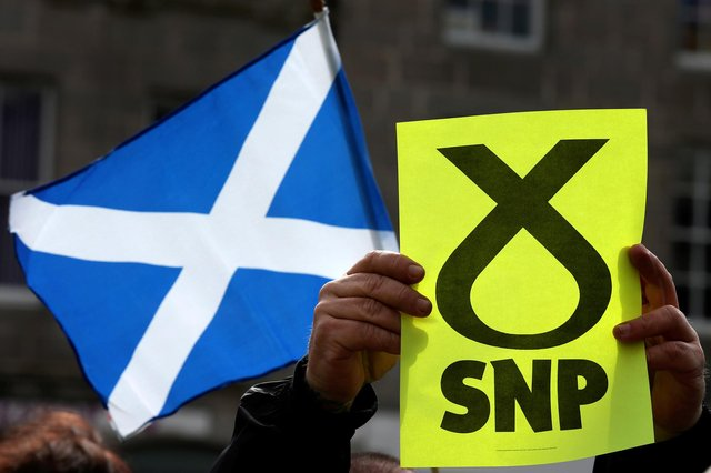Ms Lawrence was convenor of SNP group Out for Independence.
