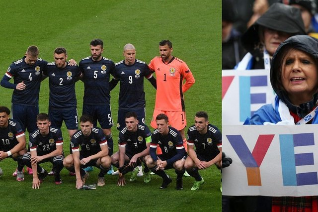 Scottish independence should be decided by a penalty shoot-out, MPs have heard.