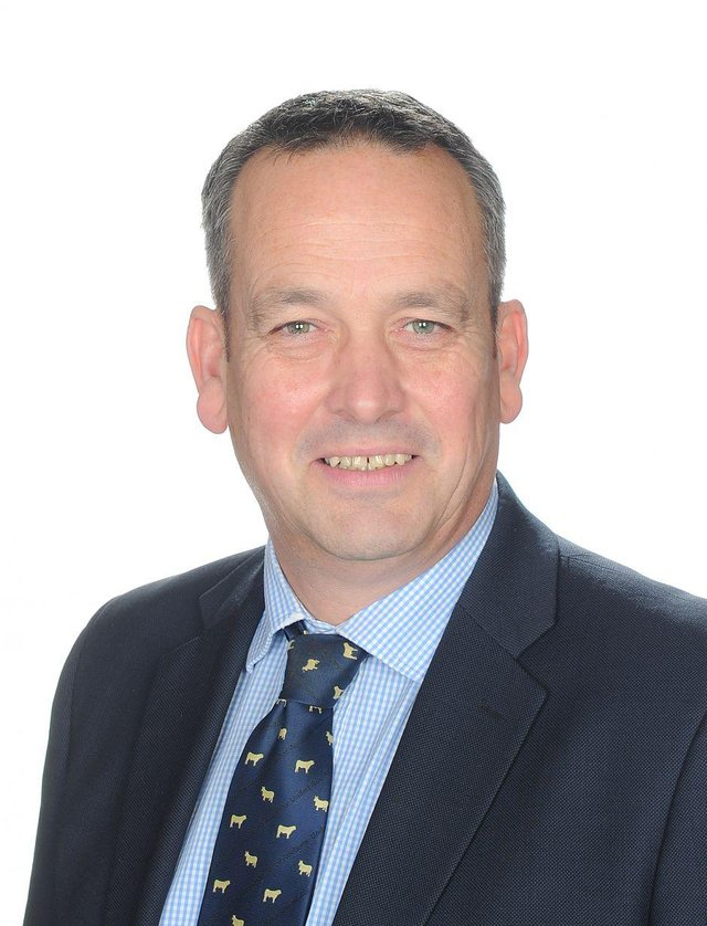 John Roberts, Group Sales Director for United Auctions.