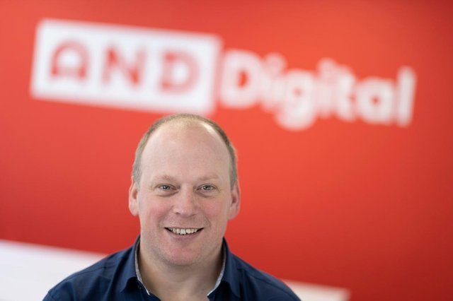 The company said it had appointed entrepreneur and cloud computing expert Dave Livesey to the position of club executive as he prepares to head up the first Scottish office.