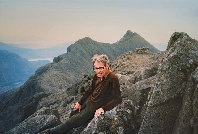 Philosopher John Llewelyn loved Scotland's Great Outdoors