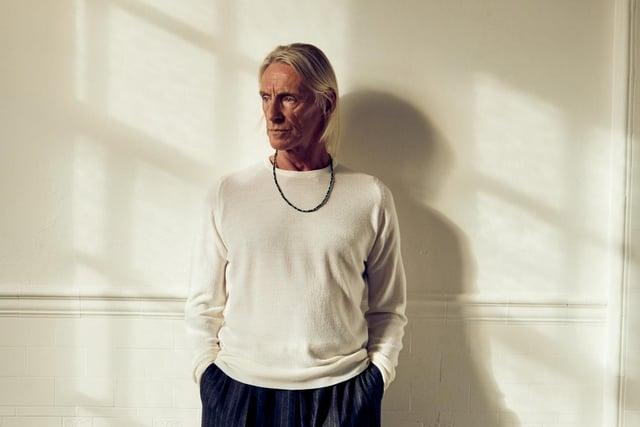 Paul Weller PIC: Nicole Nodland