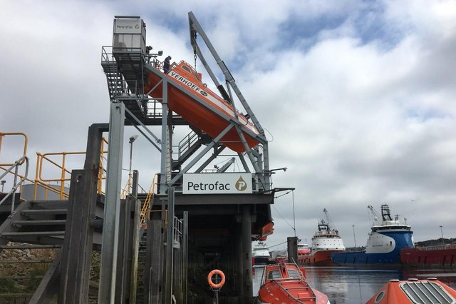 Petrofac said 104 employees have moved to training provider 3t Energy Group as part of the sale of its survival and marine, health and safety, fire and major emergency management capability and facilities in Aberdeen and Montrose.