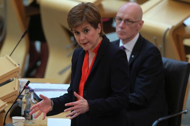 Addressing the Scottish parliament on Wednesday (24 June), Sturgeon announced that from July 3 all self-contained accommodation will be permitted to open.