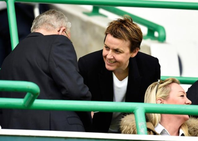 Hibs Chief Executive Leeann Dempster is poised to leave her role.