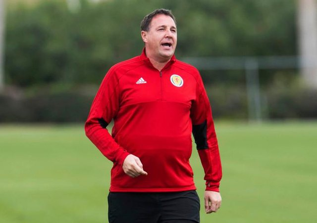 Ex-SFA Performance Director Malky Mackay is expected to join Ross County (Picture: SNS)