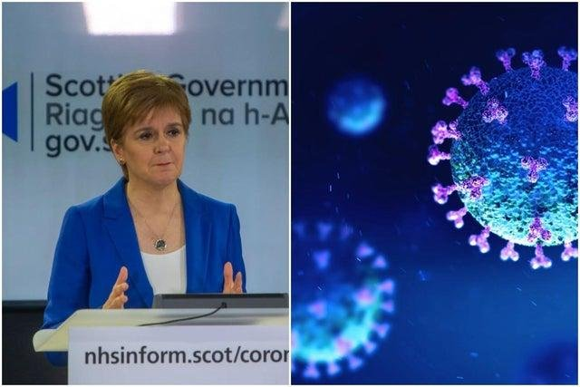 The latest updates on coronavirus in Scotland.