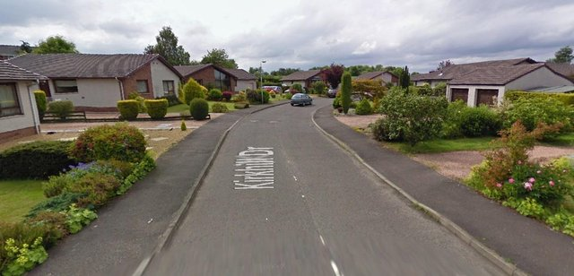 The 86-year-old woman was found by family members within her home on Kirkhill Drive at around 9.30pm on Friday, May 28 with the injuries (Photo: Google Maps).