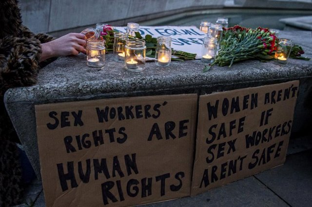 Sex workers charity has reopened its hardship fund.