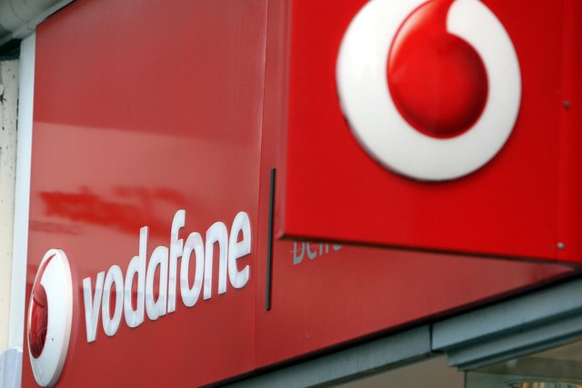 Vodafone: 'The world has changed. The pandemic has shown how critical connectivity and digital services are to society.'
