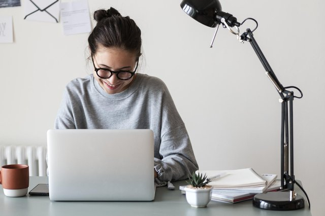 Tide says there are now more than 1.6 million women in self-employment in the UK today (file image). Picture: Getty Images/iStockphoto.