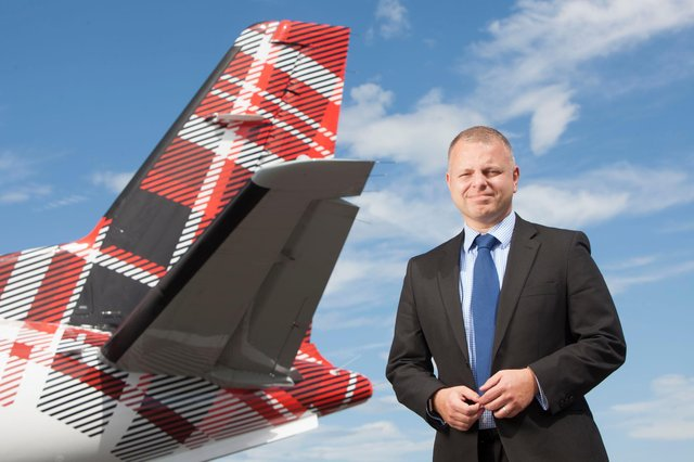 Loganair, headed by chief executive Jonathan Hinkles, is now the UK's largest regional airline, with over 70 domestic routes plus services into Ireland, Norway and Denmark.