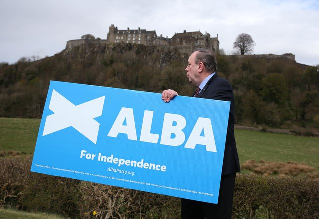 Another former SNP MSP has defected to Alba