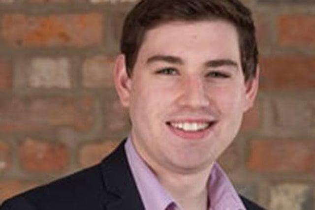Chris Walsh of NFU Mutual