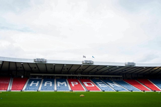 Hampden Park could yet host fans for the Scottish Cup final (Photo by Ross Brownlee / SNS Group)
