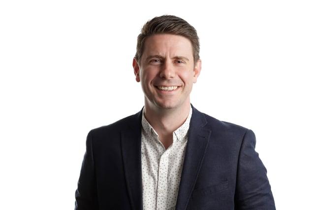 Darren Auld, CEO of ClearSky Logic