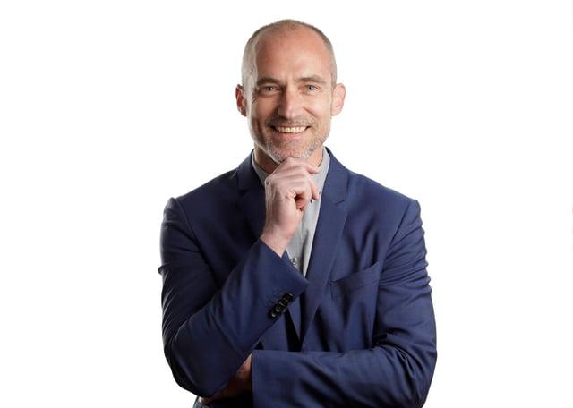 Darren Auld, cofundador e CEO da ClearSky Logic, explica por que pequenas e grandes empresas precisam de roteiros de tecnologia.