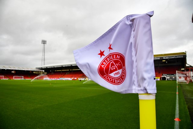 An Aberdeen fan was a strong favourite for the Dons job at one bookmakers. Picture: SNS