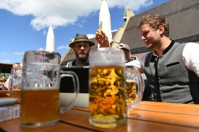A look at the best beers from the 24 nations competing at Euro 2020. Picture: Getty