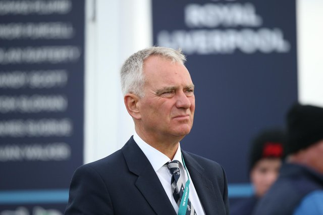 Duncan Weir pictured at the Walker Cup at Royal Liverpool in September 2019. Picture: Jan Kruger/R&A/R&A via Getty Images.