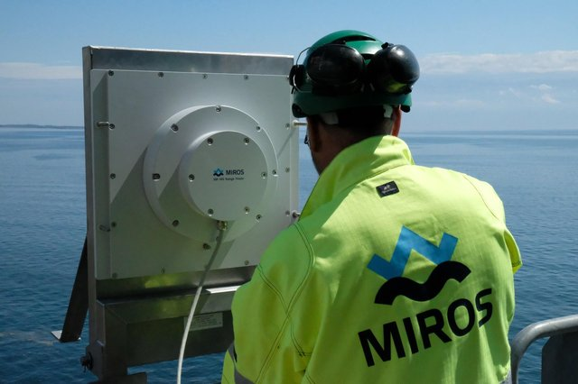 Miros Scotland is a technology company with more than 35 years of experience providing sensors and systems for environmental monitoring to the global offshore and maritime industry.