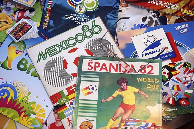 Scotland will be part of a Panini sticker album for the first time since 1998. Picture: Getty