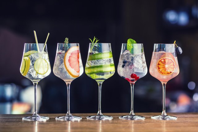 Gin is among products where the issue of copycat own brands has been thrown into the spotlight. Picture: Getty Images/iStockphoto.