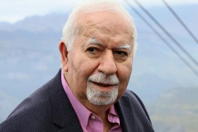 Vartan Gregorian pictured in 2019