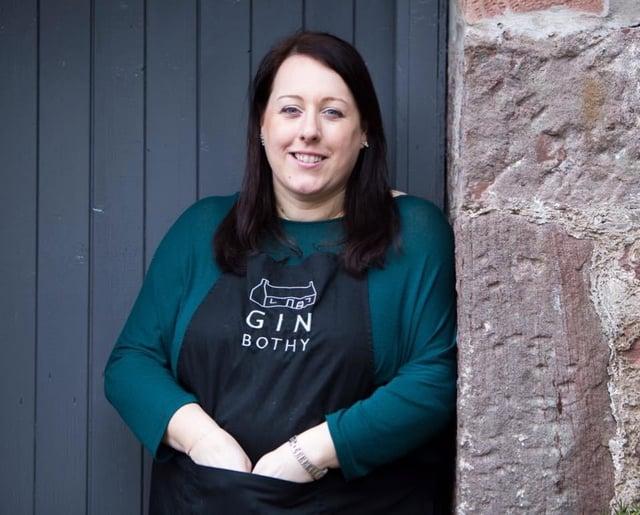 Kim Cameron of The Gin Bothy