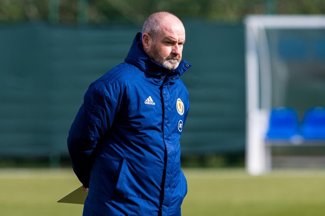 Scotland manager Steve Clarke knows the Faroe islands cannot be underestimated  (Photo by Ross Parker / SNS Group)