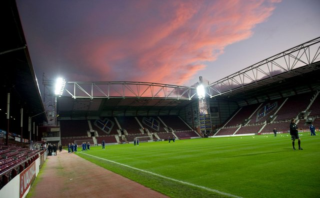 Hearts are on the hunt for a new manager for the women's team after Kevin Murphy left for Rangers. Picture: SNS