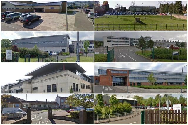 Top Scottish secondary schools announced