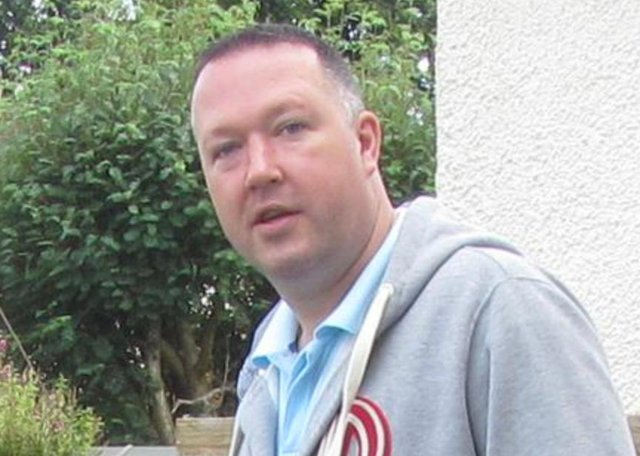 John Dalziel, 47, was found inside a property on Whites Bridge Avenue in Paisley with serious injuries after officers were called to a report of a fire at the property at around 10.05 pm on Thursday, May 6 (Photo: Police Scotland).