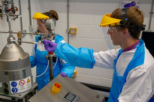 The IBioIC was established in 2014 to stimulate growth of the industrial biotechnology sector in Scotland.