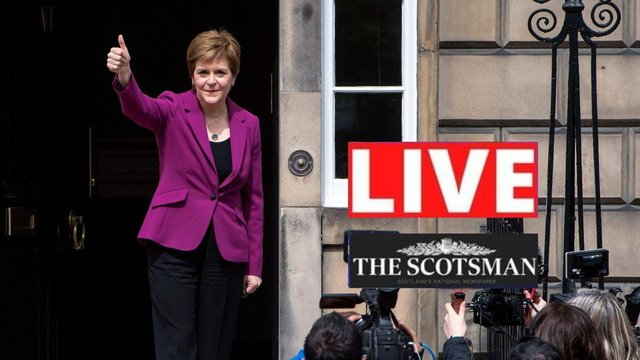 Latest updates following the Scottish Parliament election results.