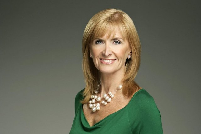 Jackie Bird fronted BBC Scotland's Hogmanay coverage for more than 20 years. Picture: Martin McCreadie