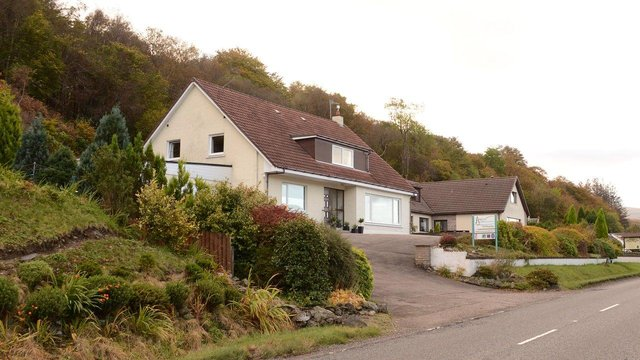 Torlinnhe Guest House in Fort William was named fourth best-rated B&B in the UK and Europe and sixth in the world.
