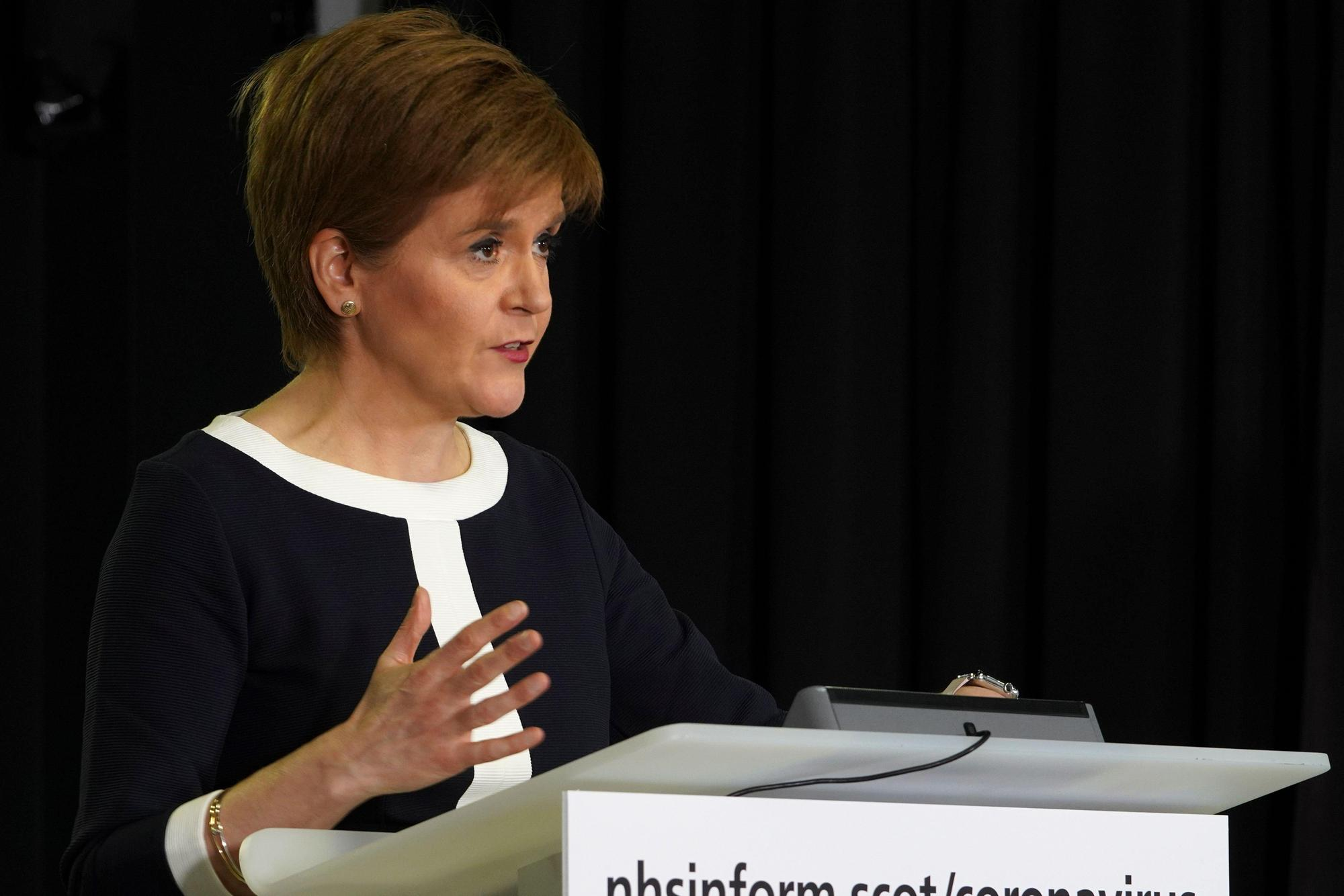 Nicola Sturgeon: I will stand in 2021 Scottish Parliament election, 'bonkers' to question my commitment to Scottish independence