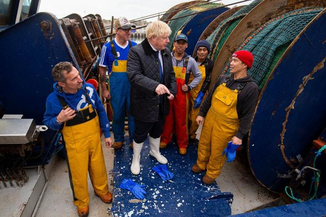 Has Boris Johnson sold out Scotland's fishermen?