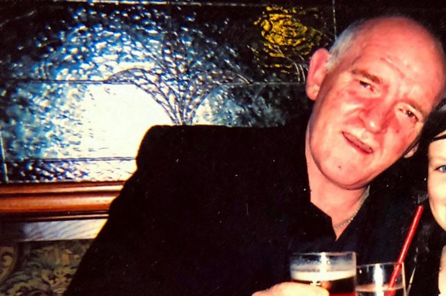 Robert Parks. Pic: Police Scotland