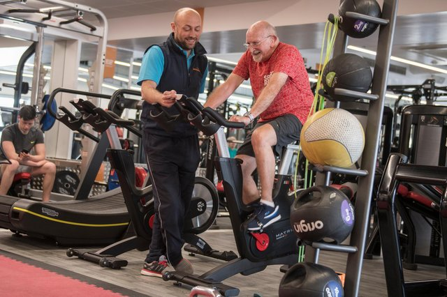 Edinburgh Leisure's Healthy Active Minds project uses physical activity to help people experiencing poor mental health to recover, stay well and live fulfilling lives