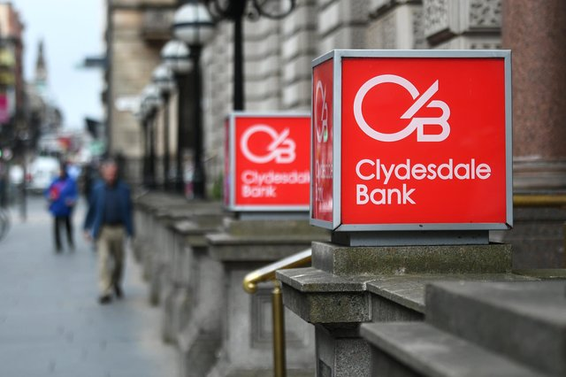 Virgin Money had been due to close six Clydesdale Bank outlets this year.