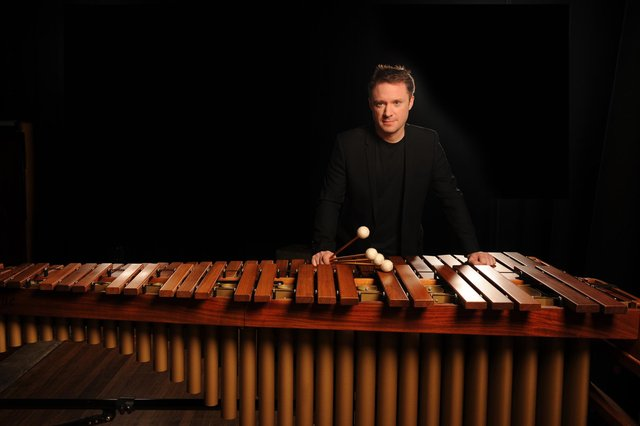 Colin Currie PIC: Linda Nylind