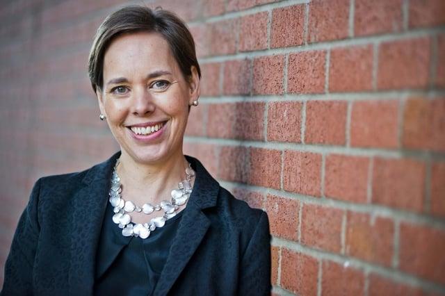 Nicola Barclay, Chief Executive , Homes for Scotland www.homesforscotland.com