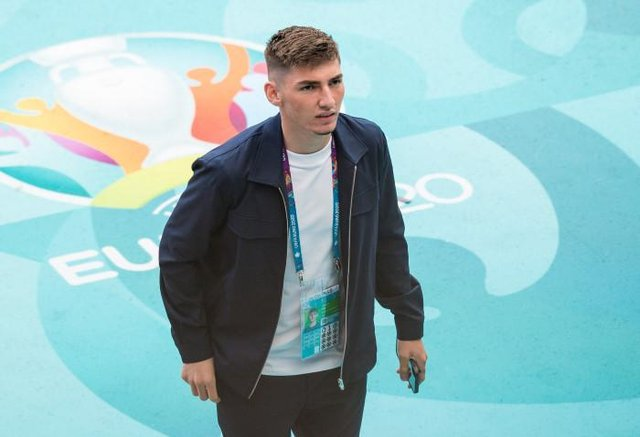 Scotland's Billy Gilmour has been forced to self-isolate in Darlington (Photo by Ross Parker / SNS Group)