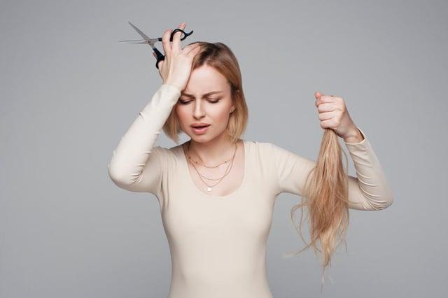 Avez-vous pensé à vous couper les cheveux?  (Photo: Shutterstock)