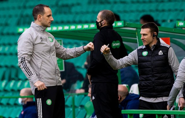 John Kennedy led Celtic to a 1-0 win over Aberdeen at the weekend. Picture: SNS